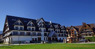 Hotel Paryski Art & Business - Zakopane - Edificio