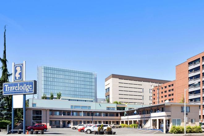 Travelodge by Wyndham Everett City Center - Everett - Building