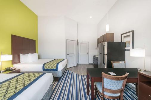 Hawthorn Suites by Wyndham Midland - Midland - Bedroom