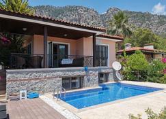 Villa Redpine 5 - Göcek - Pool