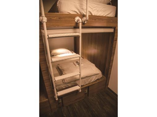 Cave Hostel - Hoa Liên - Phòng ngủ