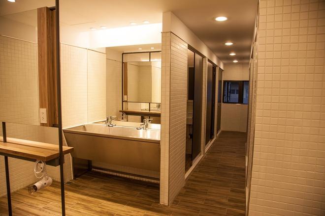 洞.屋 - 花蓮市 - 浴室