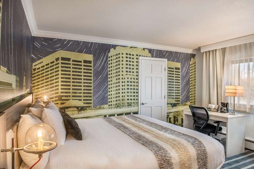 Best Western Plus Milwaukee West - Milwaukee - Schlafzimmer