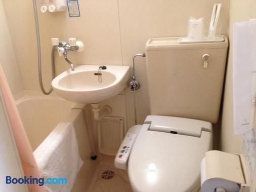 Hotel Select Inn Nagano - Nagano - Phòng tắm