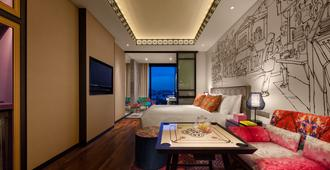 Hotel Indigo Singapore Katong - Singapore - חדר שינה