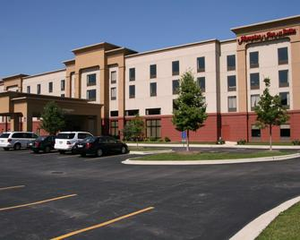 Hampton Inn & Suites Bolingbrook - Bolingbrook - Building