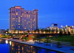 Hyatt Regency Wichita - Wichita - Toà nhà