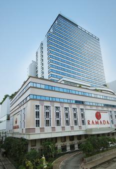Ramada by Wyndham D MA Bangkok - Bangkok - Building