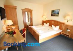 Bed and Breakfast Hotel Garni Trifthof - Garmisch-Partenkirchen - Bedroom