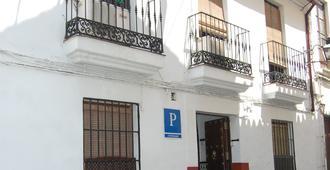 Pensión Trinidad - Córdoba - Edificio