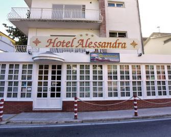 Hotel Alessandra - Numana - Building