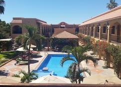 Hacienda Suites Loreto - Loreto - Pileta
