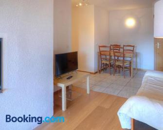 Apartment Topaze-1 - Ayent - Living room
