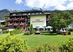 Kulinarik Hotel Alpin - Achenkirch - Gebäude