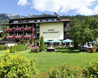 Kulinarik Hotel Alpin - Achenkirch - Building