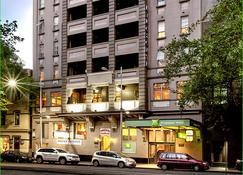 ibis Styles Kingsgate - Melbourne - Budova