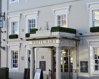 The White Hart Hotel By Greene King Inns - Buckingham - Building
