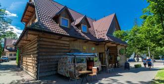 Osrodek Hotelarski Fian - Zakopane - Edifício