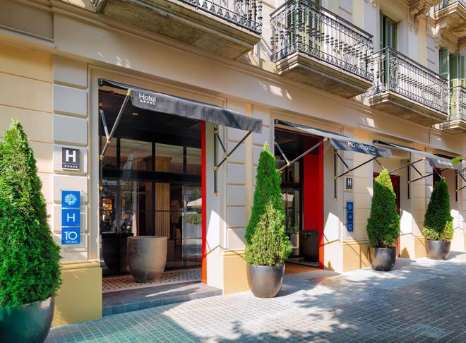 H10 大都會酒店 - 巴塞隆拿 - 巴塞隆納 - 建築