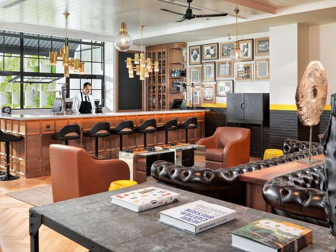H10 大都會酒店 - 巴塞隆拿 - 巴塞隆納 - 酒吧