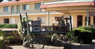 Mountain View Motel - Bishop - Vista del exterior