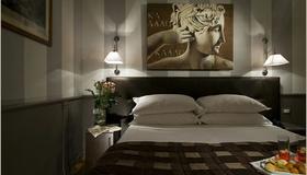 Hotel Duca d'Alba - Rooma - Makuuhuone