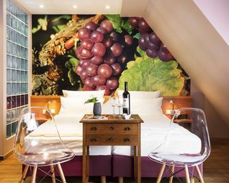 Weinhotel Fritz Walter - Gleiszellen Gleishorbach - Eetruimte