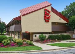 Red Roof Inn Greensboro Coliseum - Greensboro - Gebouw