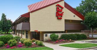Red Roof Inn Greensboro Coliseum - Гринсборо - Здание