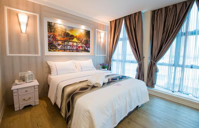 Lavender Inn Usj - Subang Jaya - Bedroom