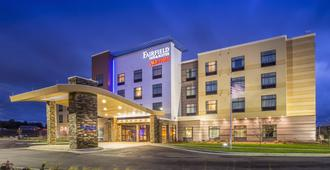 Fairfield Inn & Suites Sioux Falls Airport - סו פולס