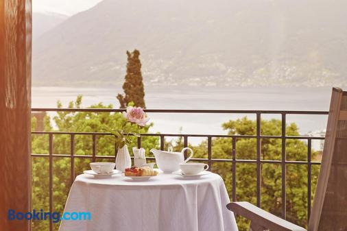 Hotel Belvedere Locarno - Locarno - Balcony
