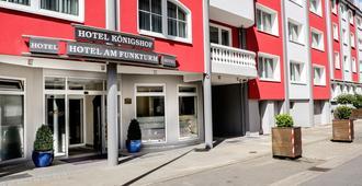 克尼斯霍夫無線電塔酒店 - 漢諾威 - 漢諾威 - 建築