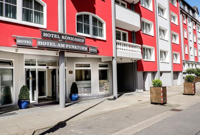 Hotel Königshof am Funkturm - Hannover - Building