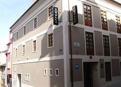 Hotel Rolle - Ribadeo - Rakennus