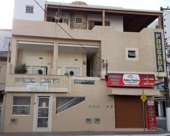 Pousada Cantinho Ocian - Praia Grande - Gebäude