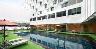 Mandarin Hotel Managed By Centre Point - Bangkok - Edificio