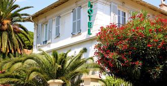 Hotel Villa Les Cygnes - ניס - בניין