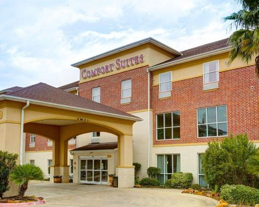 Comfort Suites University Drive - College Station - Building
