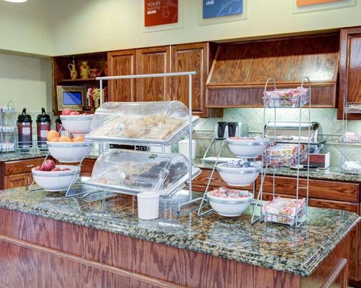Comfort Suites University Drive - College Station - Buffet