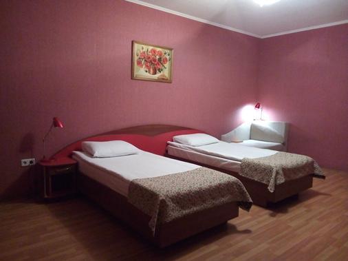 Comfort Hotel - Kyiv - Phòng ngủ
