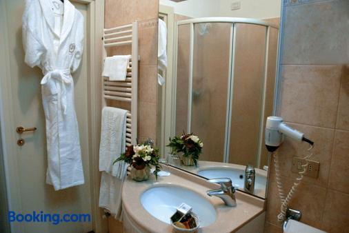 天堂酒店 - 聖雷莫 - 聖雷莫 - 浴室