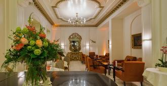 Hotel Euler - Basilea - Ingresso