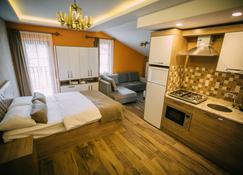 Nova Uzungol - Uzungöl - Bedroom