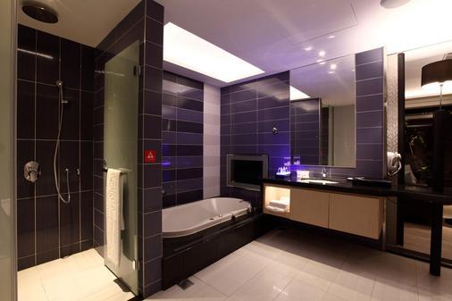 Icloud Luxury Resort & Hotel - Taichung - Kylpyhuone