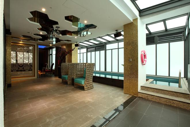 Icloud Luxury Resort & Hotel - Taichung - Lobby
