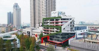 Icloud Luxury Resort & Hotel - Taichung - Vista del exterior