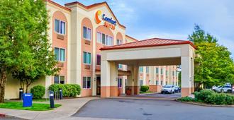 Comfort Suites Springfield Riverbend Medical - Springfield - Edificio