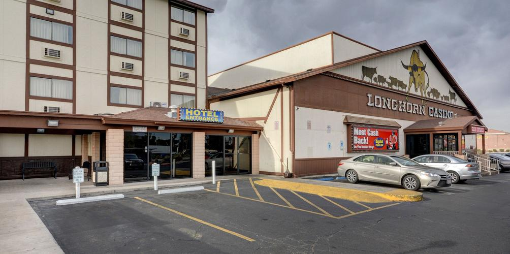 longhorn casino las vegas nv