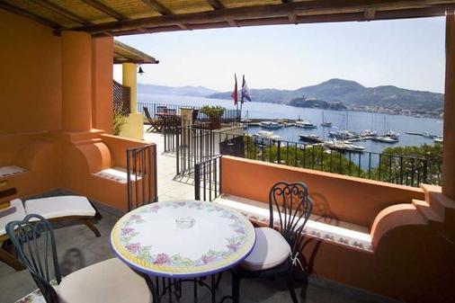 Hotel A' Pinnata - Lipari - Balcony